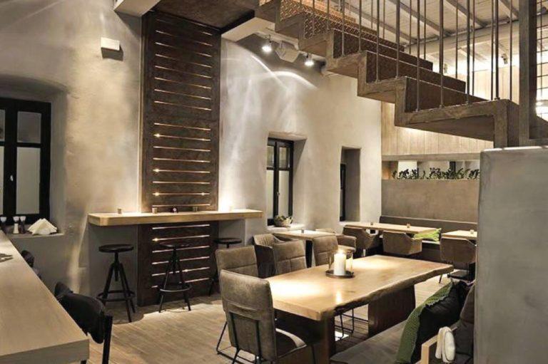 Ανακαινιση all day bar στην Πάρο, έργο της K.DIAKOSMOS-6