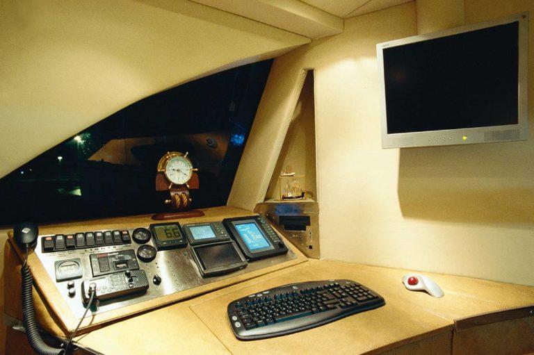 Σχεδιασμός Catamaran πριν την ναυπήγηση, έργο της K.DIAKOSMOS-10