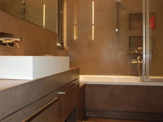 Ανακαίνιση μπάνιου από την kdiakosmos - 1