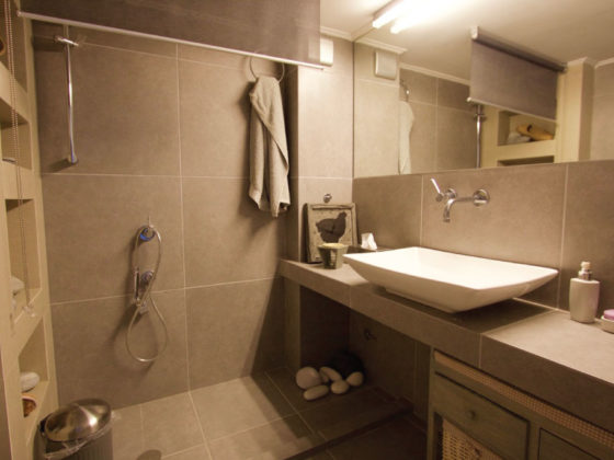 Ανακαίνιση μπάνιου από την kdiakosmos - 2