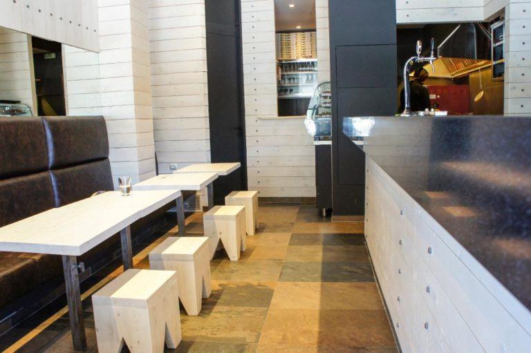 Σχεδιασμός και διακόσμηση cafe bar στο Χαλάνδρι έργο της K.DIAKOSMOS-12