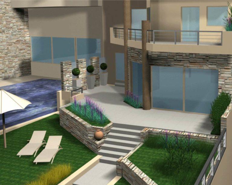 Σχεδιασμός και διακόσμηση κατοικίας στη Βούλα έργο της K.DIAKOSMOS-17